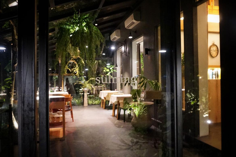 suhring Bangkok restaurant review worlds 50 best Asias 50 best