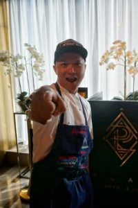 Reif Othman of PLAY Dubai