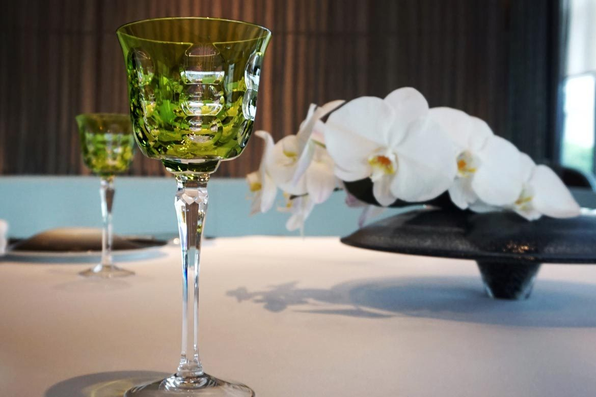 the tasting room macau macao restaurant review fine dining Asias 50 best