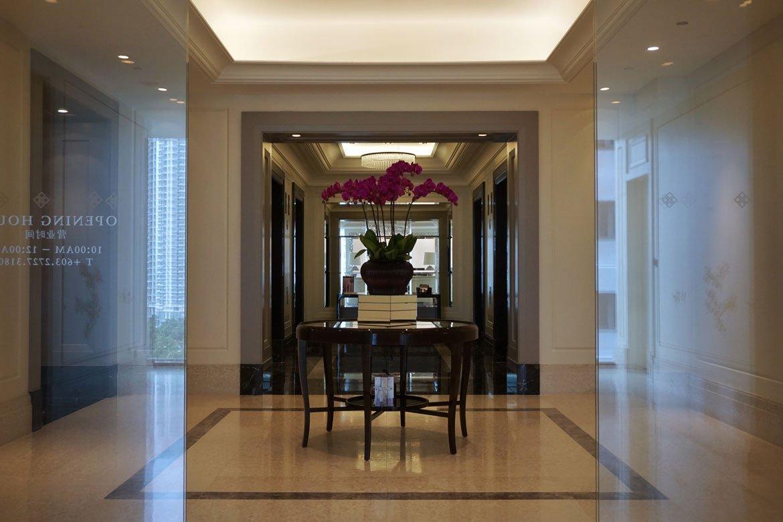 iridium spa review st regis Kuala Lumpur