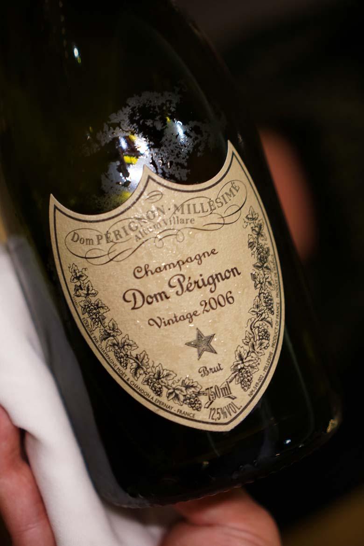 Dom Perignon P2 vintage launch