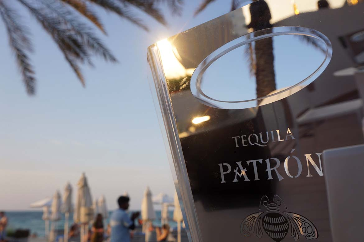 Patron tequila perfectionists competition Dubai