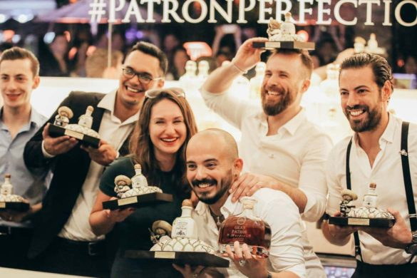 patron perfectionists dubai 2017