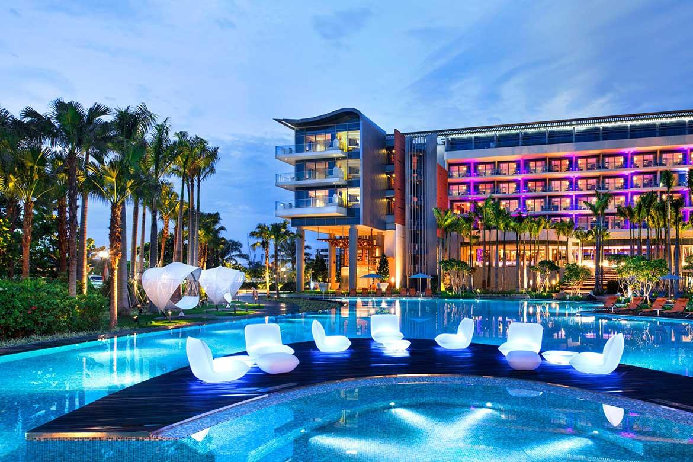 w singapore Sentosa fantastic suite review