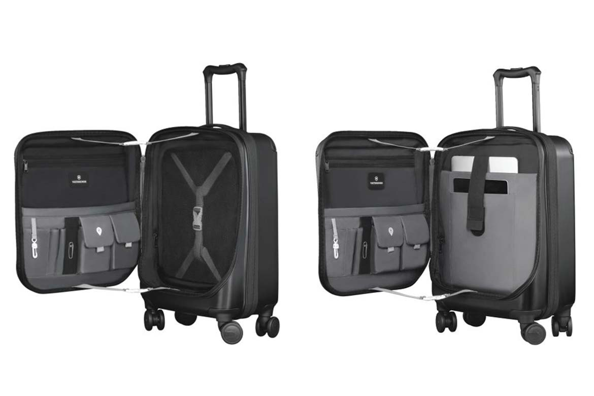 VICTORINOX spectra expandable global carry on