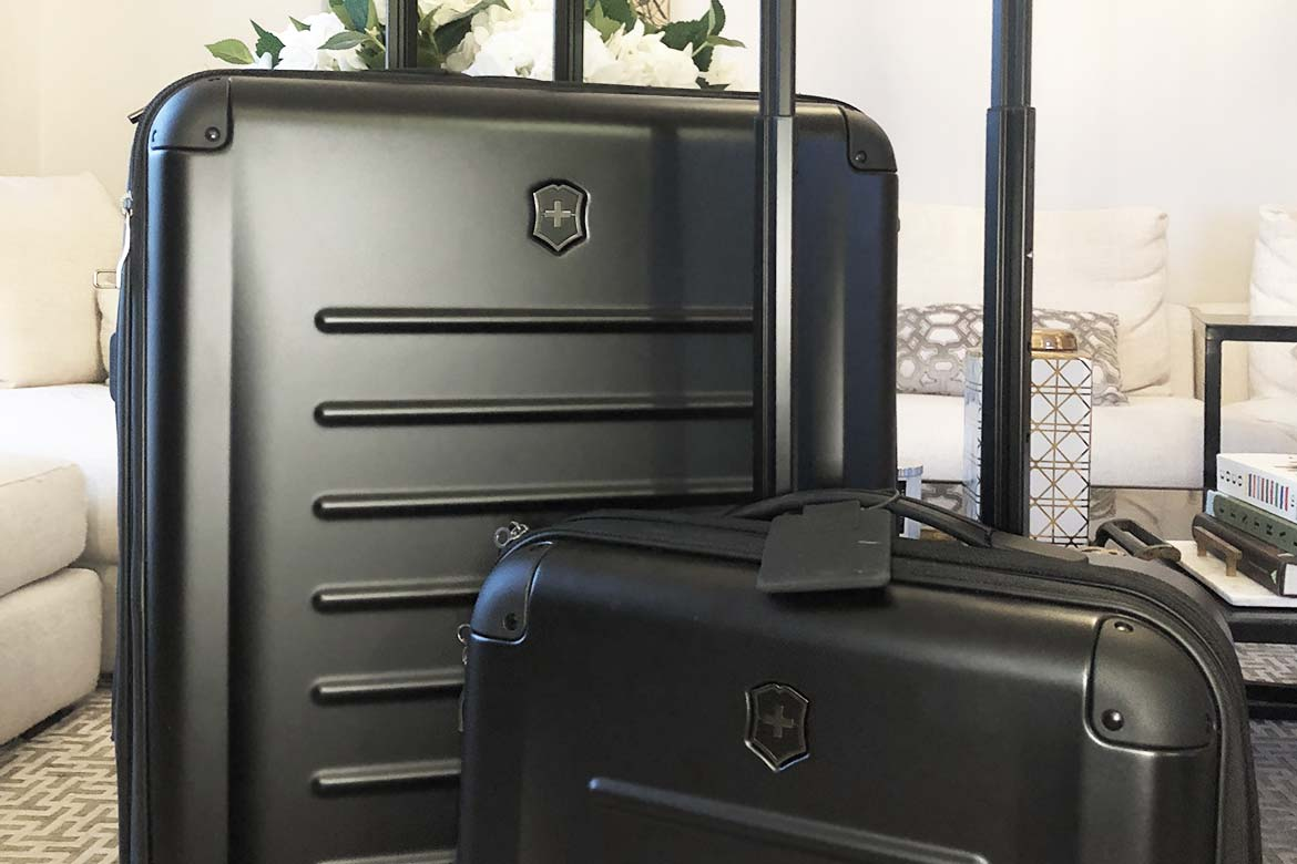 Victorinox Spectra Expandable Global Luggage Review