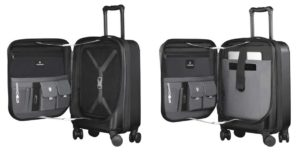 VICTORINOX spectra expandable global carry on narrow