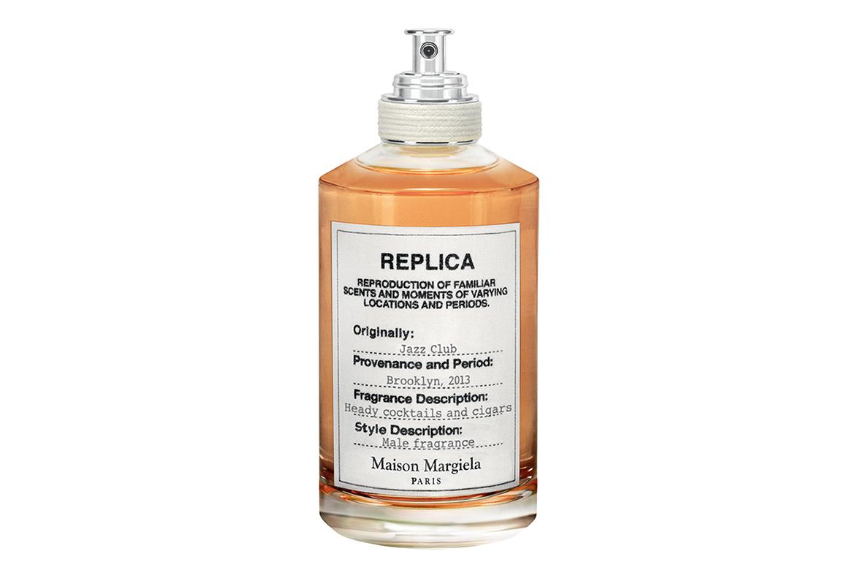 maison margiela jazz club perfume revoew