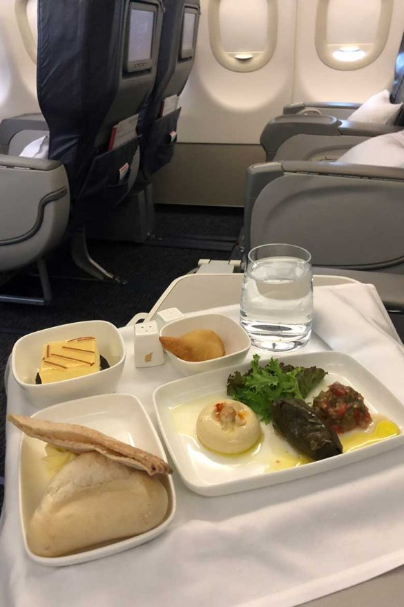 gulf air business class review 4