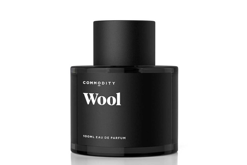 commodity wool fragrance review