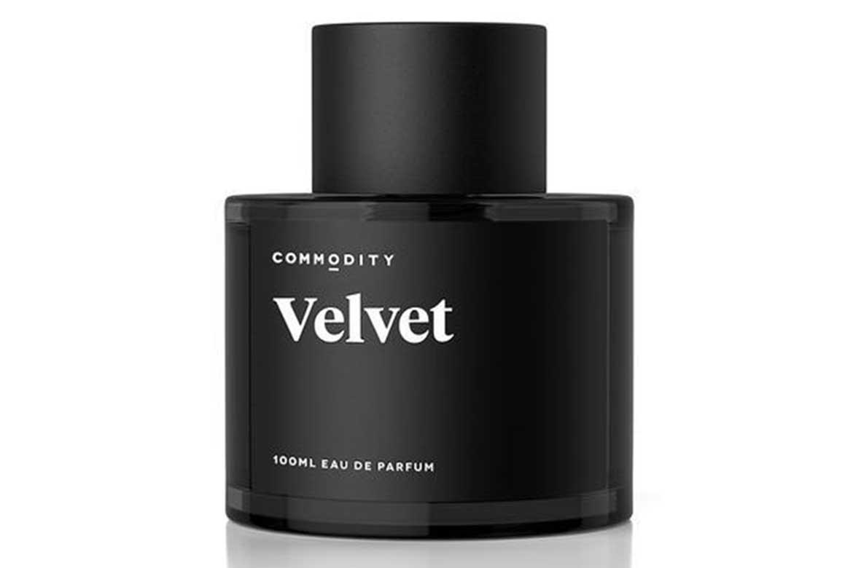 COMMODITY velvet fragrance review
