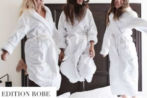 edition hotels robe