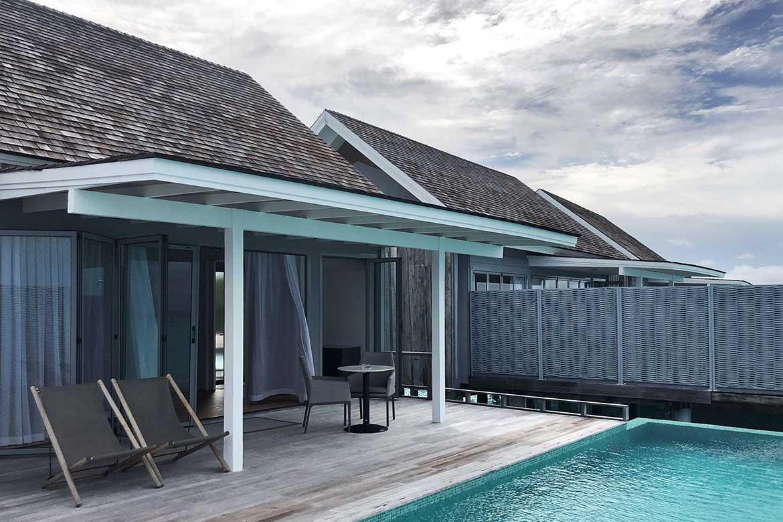 We Check Out Kuramathi One Of The Maldives Largest Resorts The