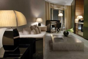 Armani Fountain Suite 1