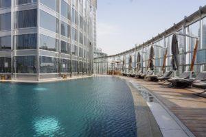 Armani Fountain Suite 10