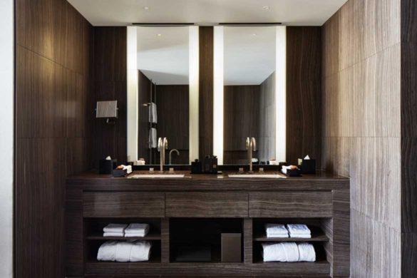 Armani Hotel Dubai Burj Khalifa Fountain Suite Review