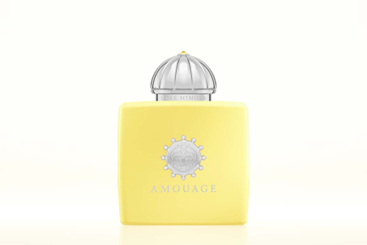 Amouage Love Mimosa Review