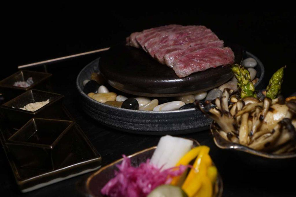 Paru at Caesars Resort Bluewaters Dubai Review Akira Back