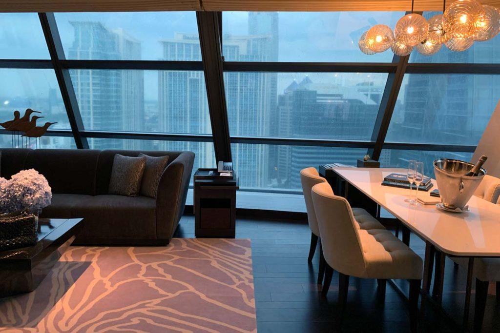 rosewood Bangkok Hotel review