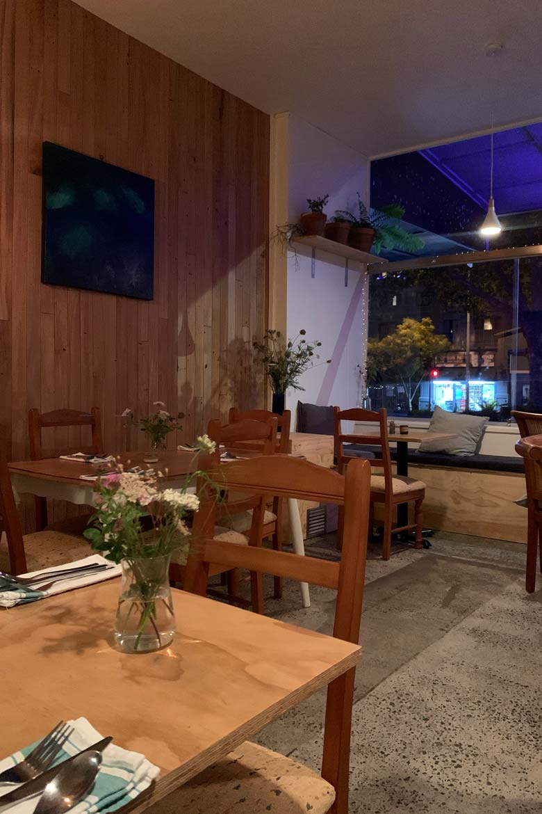 forest auckland Symonds st review plant based