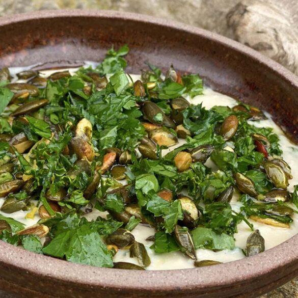 rasmus kofoed geranium recipe