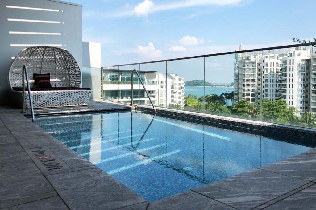 w hotel Sentosa singapore