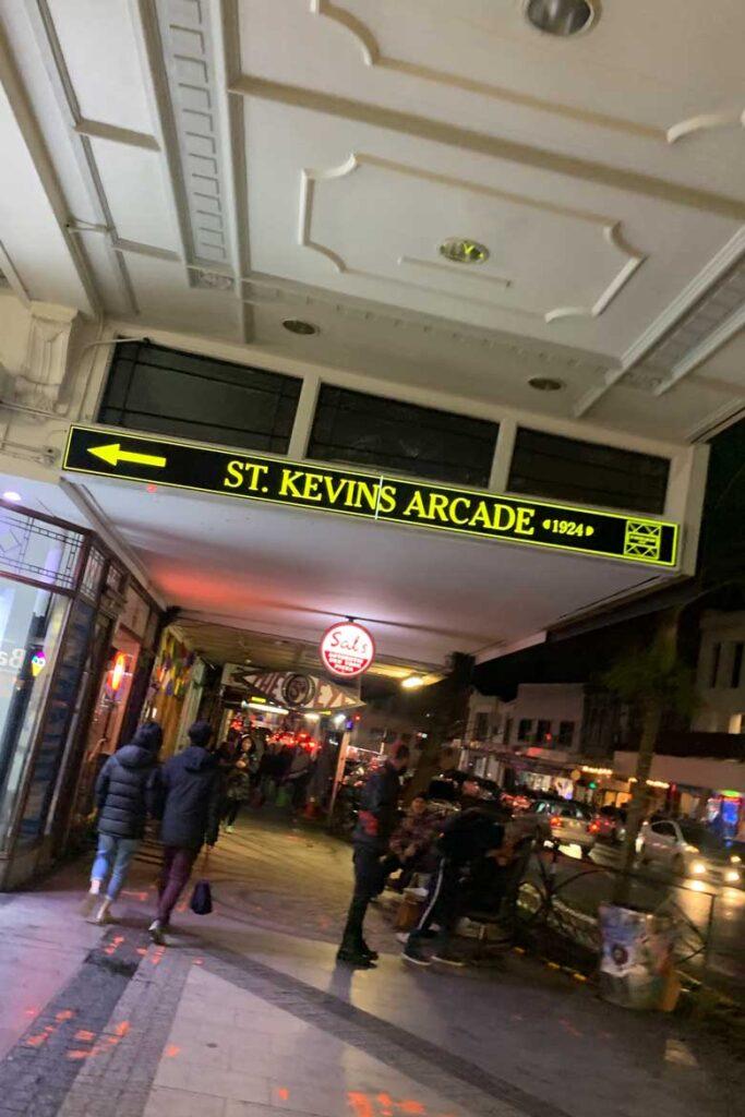 nook krd Auckland restaurant review st Kevins arcade