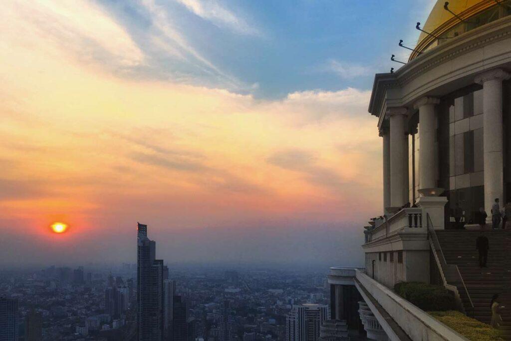 sky bar Lebua Bangkok