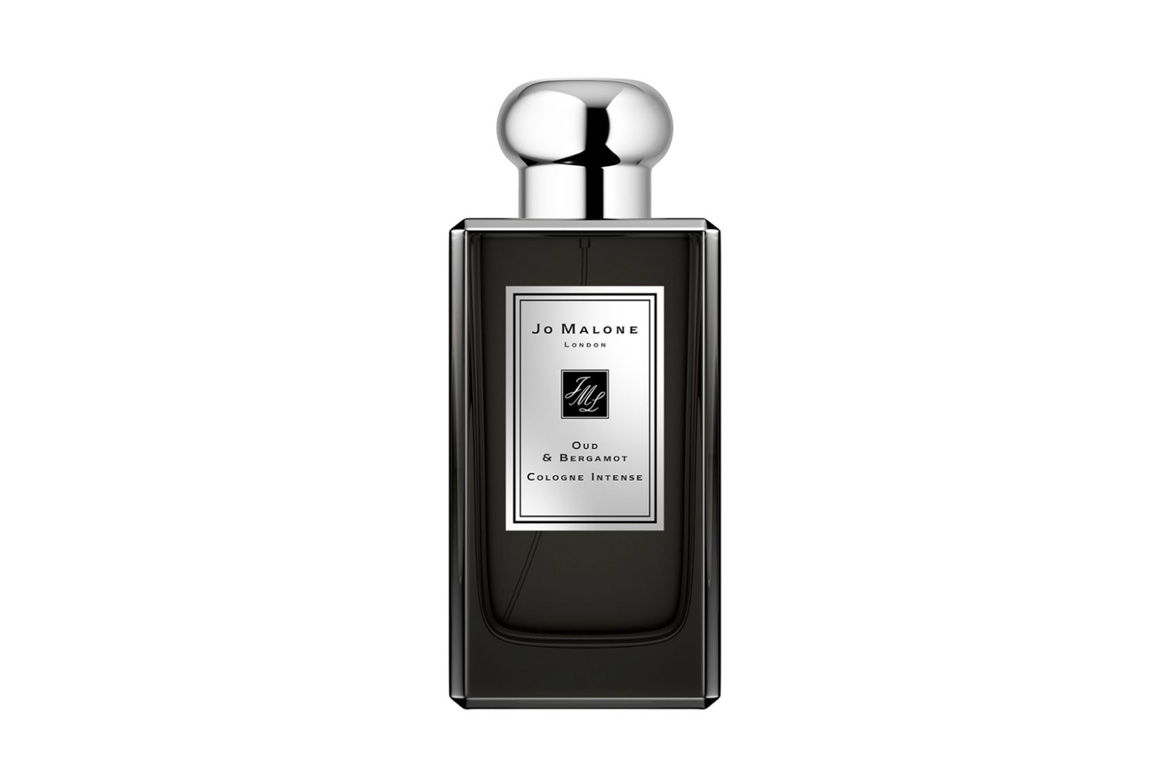 jo Malone oud bergamot cologne intense review