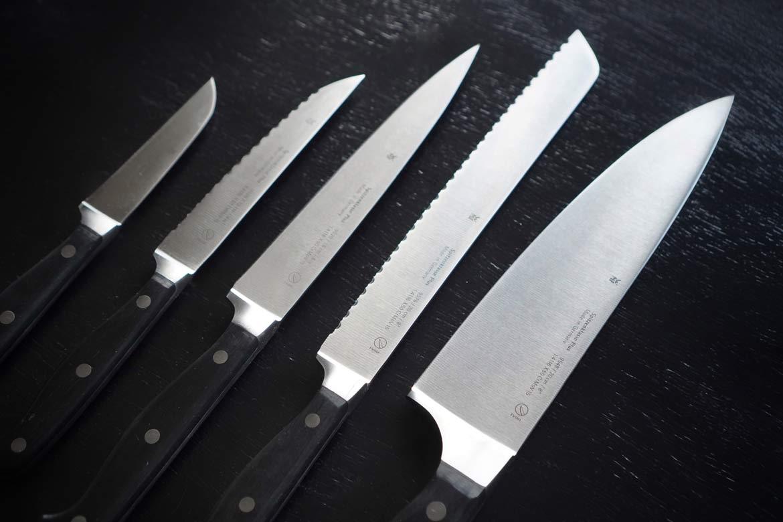 smf Spitzenklasse plus knife set review
