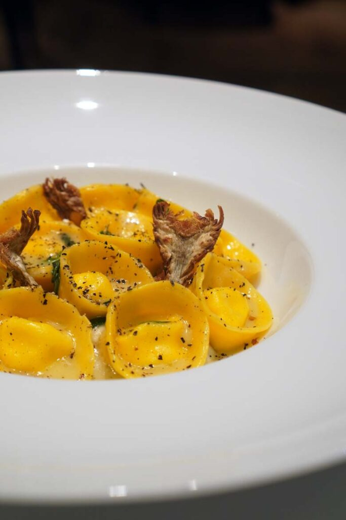 the artisan dubai pasta