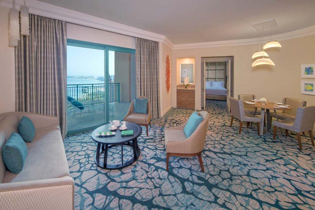 atlantis dubai terrace suite review